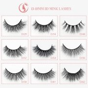wholesale mink lash 13-18mm