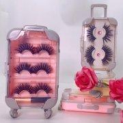 Eyelash Vendors 25mm Mink Lashes Wholesale