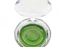 Round arcrylic lashes cases