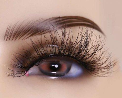 best mink eyelashes wholesale DJW102