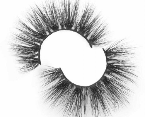 mink eyelashes supplierDJ110