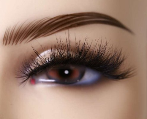 mink eyelashes vendorDJ111