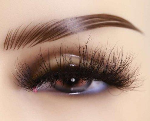 wholesale cheap 3d mink eyelashes DJ95