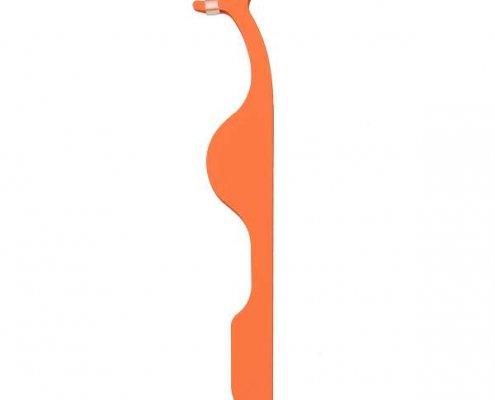wholesale orange eyelash applicators